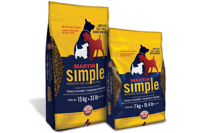 Simple Dog Food Food